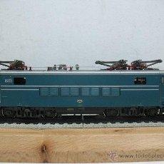 Comboios Escala: MARKLIN 3152,LOCOMOTORA ELECTRICA 1605 DE LA DB ,ESCALA HO,AC. Lote 76432269