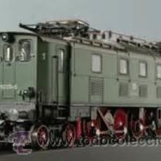 Trenes Escala: MARKLIN DIGITAL ESCALA H0 LOCOMOTORA BR E52 VERSION VERDE DE LA DB REF 37525. Lote 44429222