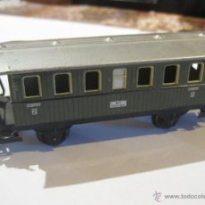 Trenes Escala: VAGON TODO EN CHAPA MARKLIN MADE IN GERMANY. Lote 45759132