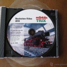 Trenes Escala: NEUHEITEN - VIDEO 2010 MÄRKLÍN TRIX. Lote 45866192