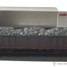 Trenes Escala: MARKLIN 46904 VAGÓN TRANSPORTE DE CARBÓN. Lote 47010310