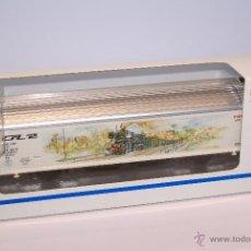 Trenes Escala: VAGON MÄRKLIN REF. 2115A MARKLIN CLUB 1996. Lote 48655726