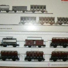 Trenes Escala: TRANSPORTE DE MINERAL 2. Lote 49166803