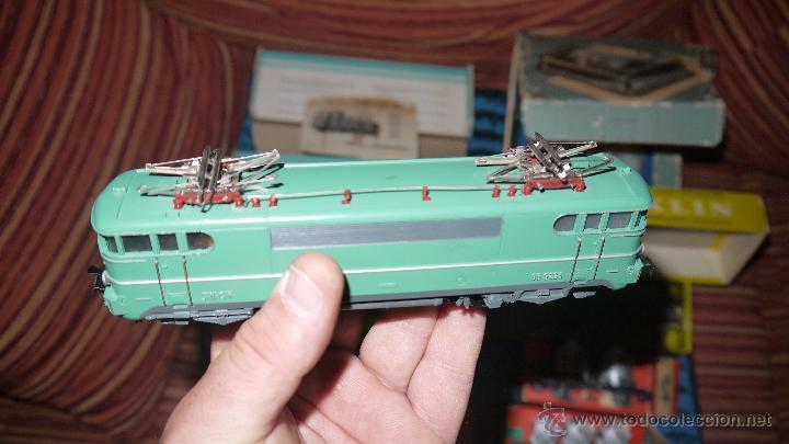 Trenes Escala: FANTASTICO LOTE DE MARKLIN HO, COMPLETO,UN LUJAZO,INCLUYE LOCOMOTORA ELECTRICA REF 3038,VER FOTOS. - Foto 21 - 49168459