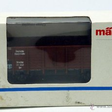 Trenes Escala: VAGON MERCANCIAS H0 MARKLIN REF 4795. Lote 49753033