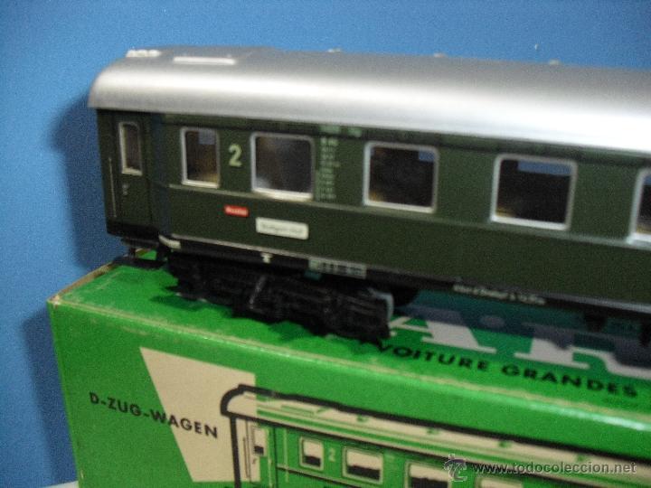 Trenes Escala: Marklin H0,Ac,4037 ,Vagon de Pasajeros. - Foto 2 - 50072322