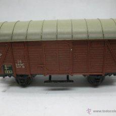 Trenes Escala: MARKLIN REF: 4505 - VAGÓN DE MERCANCÍAS CERRADO DE LA DB 248 847 PARA CORRIENTE ALTERNA - ESCALA H0. Lote 50151092