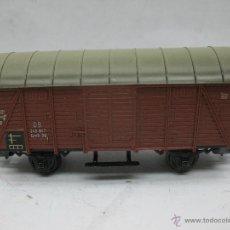 Trenes Escala: MARKLIN REF: 4505 - VAGÓN DE MERCANCÍAS CERRADO DE LA DB 248 847 PARA CORRIENTE ALTERNA - ESCALA H0. Lote 50151103