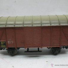 Trenes Escala: MARKLIN REF: 4505 - VAGÓN DE MERCANCÍAS CERRADO DE LA DB 248 847 PARA CORRIENTE ALTERNA - ESCALA H0. Lote 50151112