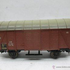 Trenes Escala: MARKLIN REF: 4505 - VAGÓN DE MERCANCÍAS CERRADO DE LA DB 248 847 PARA CORRIENTE ALTERNA - ESCALA H0. Lote 50151120