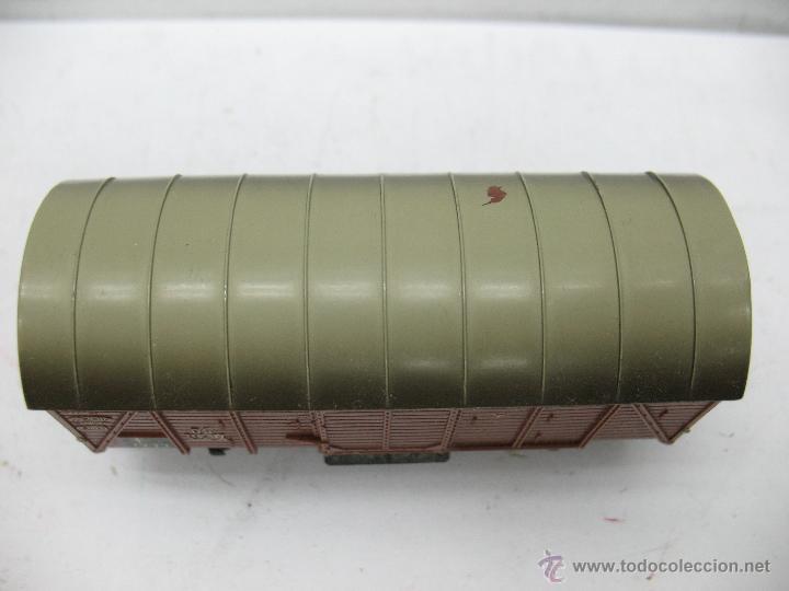 Trenes Escala: Marklin Ref: 4505 - Vagón de mercancías cerrado de la DB 248 847 para corriente alterna - Escala H0 - Foto 2 - 50151129