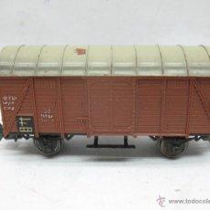 Trenes Escala: MARKLIN REF: 4505 - VAGÓN DE MERCANCÍAS CERRADO DE LA DB 248 847 PARA CORRIENTE ALTERNA - ESCALA H0. Lote 50151153