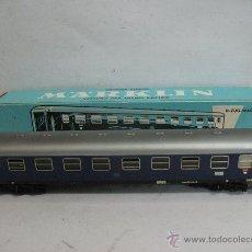 Trenes Escala: MARKLIN REF: 4027 - COCHE DE PASAJEROS DE LA DB - ESCALA H0. Lote 50181397