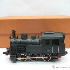 Trenes Escala: MARKLIN REF: 3029 - LOCOMOTORA DE VAPOR CON CORRIENTE ALTERNA - ESCALA H0. Lote 51820297