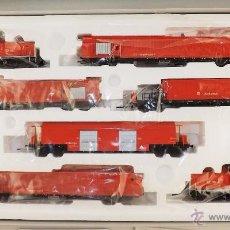 Trenes Escala: MÄRKLIN 26546 TREN RESCATE TÚNEL. Lote 118428176