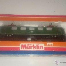 Trenes Escala: LOCOMOTORA BR 141 DB MARKLIN 3037 EN CAJA ORIGINAL. Lote 53347227