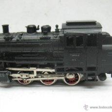 Trenes Escala: MARKLIN REF: 3000 - LOCOMOTORA DE VAPOR 89 028 CORRIENTE ALTERNA - ESCALA H0. Lote 53615200