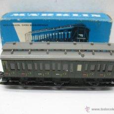 Trenes Escala: MARKLIN REF: 4004 - COCHE DE PASAJEROS - ESCALA H0. Lote 53781114