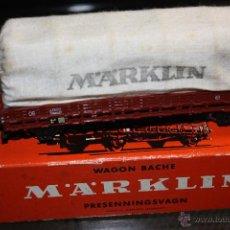 Trenes Escala: ANTIGUO VAGÓN MARKLIN .. Lote 53961339