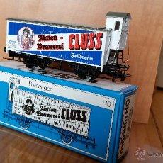 Trenes Escala: MÄRKLIN 4780 VAGON DE CERVEZA CLUSS (TRES DISPONIBLES). Lote 53974869