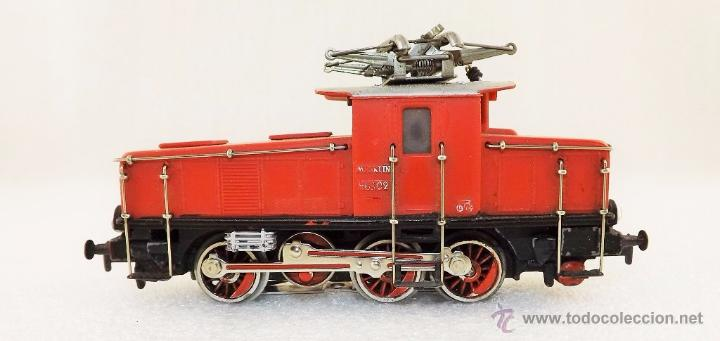 Trenes Escala: Märklin Locomotora serie 800 H0 - Foto 5 - 71576989