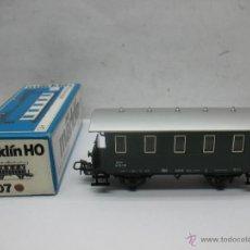 Trenes Escala: MARKLIN - COCHE DE PASAJEROS DE LA OBB 46 045 - ESCALA H0. Lote 54512184