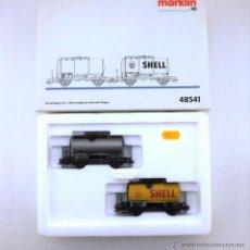Trenes Escala: MÄRKLIN SET 48541 H0. Lote 54724968