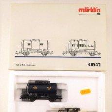 Trenes Escala: MÄRKLIN SET 48542 H0. Lote 54725941
