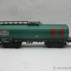 Trenes Escala: MARKLIN REF: 4652 - VAGÓN CISTERNA TEXACO DE LA DB - ESCALA H0. Lote 54777832