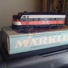 Trenes Escala: MARKLIN H0. LOCOMOTORA NEW HAVEN. Lote 71700965