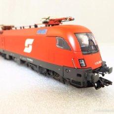 Trenes Escala: MÄRKLIN REF 39358 LOCOMOTORA REIHE DIGITAL (A ESTRENAR). Lote 55128693