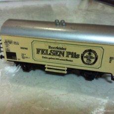 Trenes Escala: MARKLIN H0. ANTIGUO VAGON MERCANCIAS.. Lote 57220874