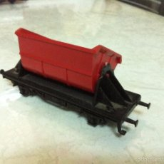 Trenes Escala: MARKLIN H0. ANTIGUO VAGON VAGONETA.. Lote 57220892