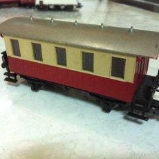 Trenes Escala: MARKLIN H0. ANTIGUO VAGON PASAJEROS. Lote 57220928