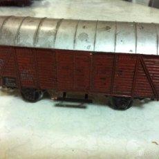 Trenes Escala: MARKLIN H0. ANTIGUO VAGON MERCANCIAS. Lote 57220935
