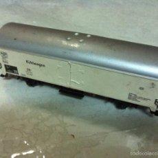 Trenes Escala: MARKLIN H0. ANTIGUO VAGON MERCANCIAS. Lote 57220950