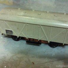 Trenes Escala: MARKLIN H0. ANTIGUO VAGON MERCANCIAS. Lote 57220970