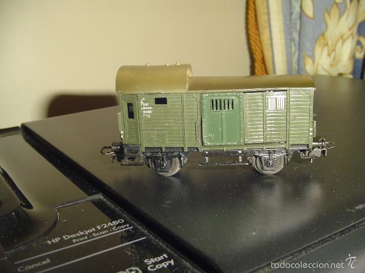 MARKLIN H0. FURGON 4600 (Juguetes - Trenes a Escala - Marklin H0)
