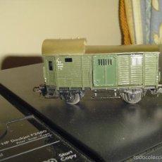 Trenes Escala: MARKLIN H0. FURGON 4600. Lote 57274528