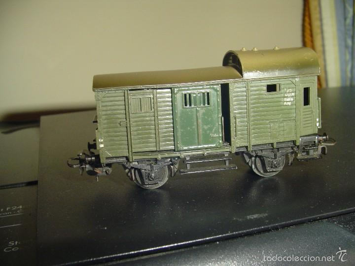 Trenes Escala: Marklin h0. Furgon 4600 - Foto 2 - 57274528