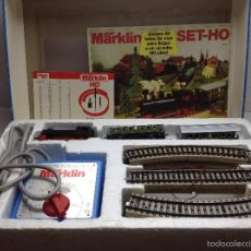 Scale Trains - CAJA COMPLETA TREN MARKLIN SET-HO S REF.2990 - 59923083
