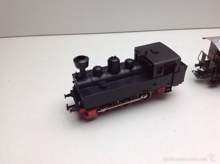 Trenes Escala: CAJA COMPLETA TREN MARKLIN SET-HO S REF.2990 - Foto 5 - 59923083