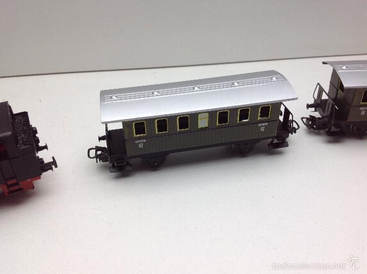 Trenes Escala: CAJA COMPLETA TREN MARKLIN SET-HO S REF.2990 - Foto 6 - 59923083