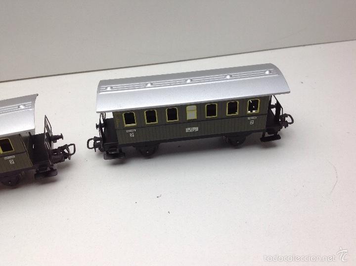 Trenes Escala: CAJA COMPLETA TREN MARKLIN SET-HO S REF.2990 - Foto 7 - 59923083