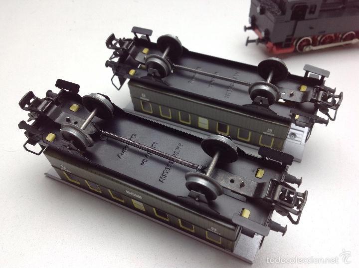 Trenes Escala: CAJA COMPLETA TREN MARKLIN SET-HO S REF.2990 - Foto 8 - 59923083