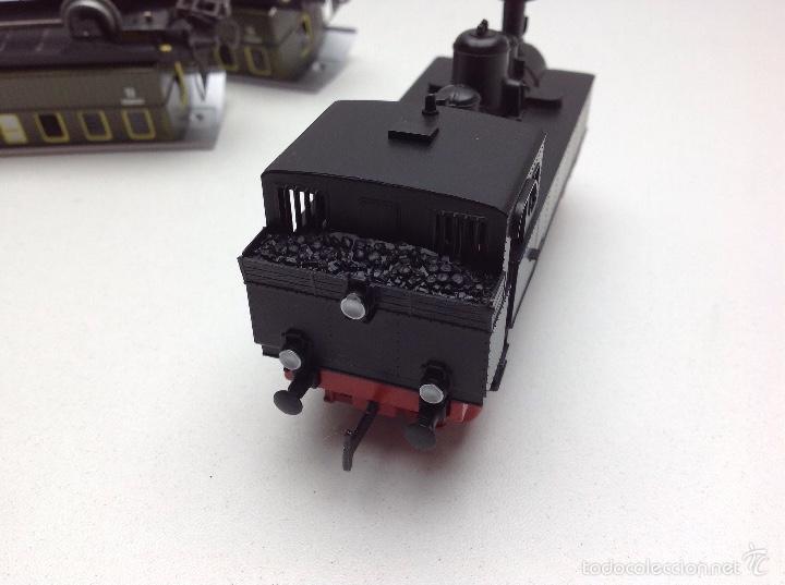 Trenes Escala: CAJA COMPLETA TREN MARKLIN SET-HO S REF.2990 - Foto 9 - 59923083