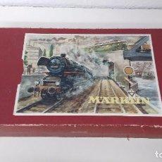 Trenes Escala: ANTIGUA CAJA DE TREN MARKLIN H0. Lote 63705235