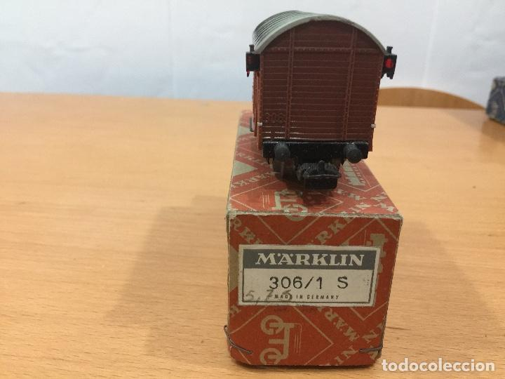 Trenes Escala: MARKLIN H0 VAGON RFA 306/1S - Foto 2 - 65805574