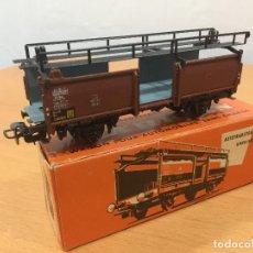 Trenes Escala: MARKLIN H0 VAGON RFA 315/4. Lote 65805662