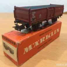 Trenes Escala: MARKLIN H0 VAGON RFA 4602. Lote 65806178